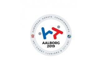 2019 EKF Junior, Cadet & U21 Championships, Aalborg (Denmark