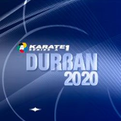 2020 Karate 1, Series A Durban - CANCELLED