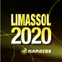 2020 Karate 1, Youth League Limassol - CANCELLED