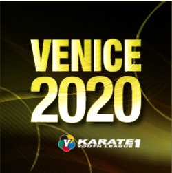 2020 Karate 1-Youth League Venice - CANCELLED