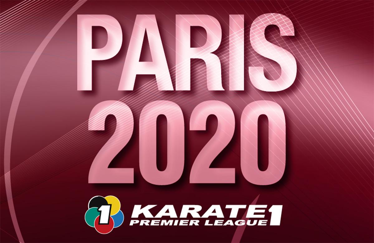 2020 Karate 1-Premier League Paris