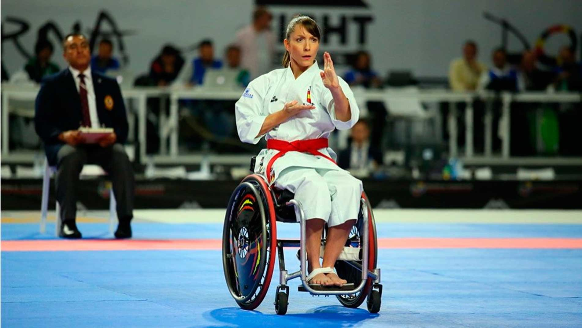 2018 Para-Karate World Championships take modality to new heights