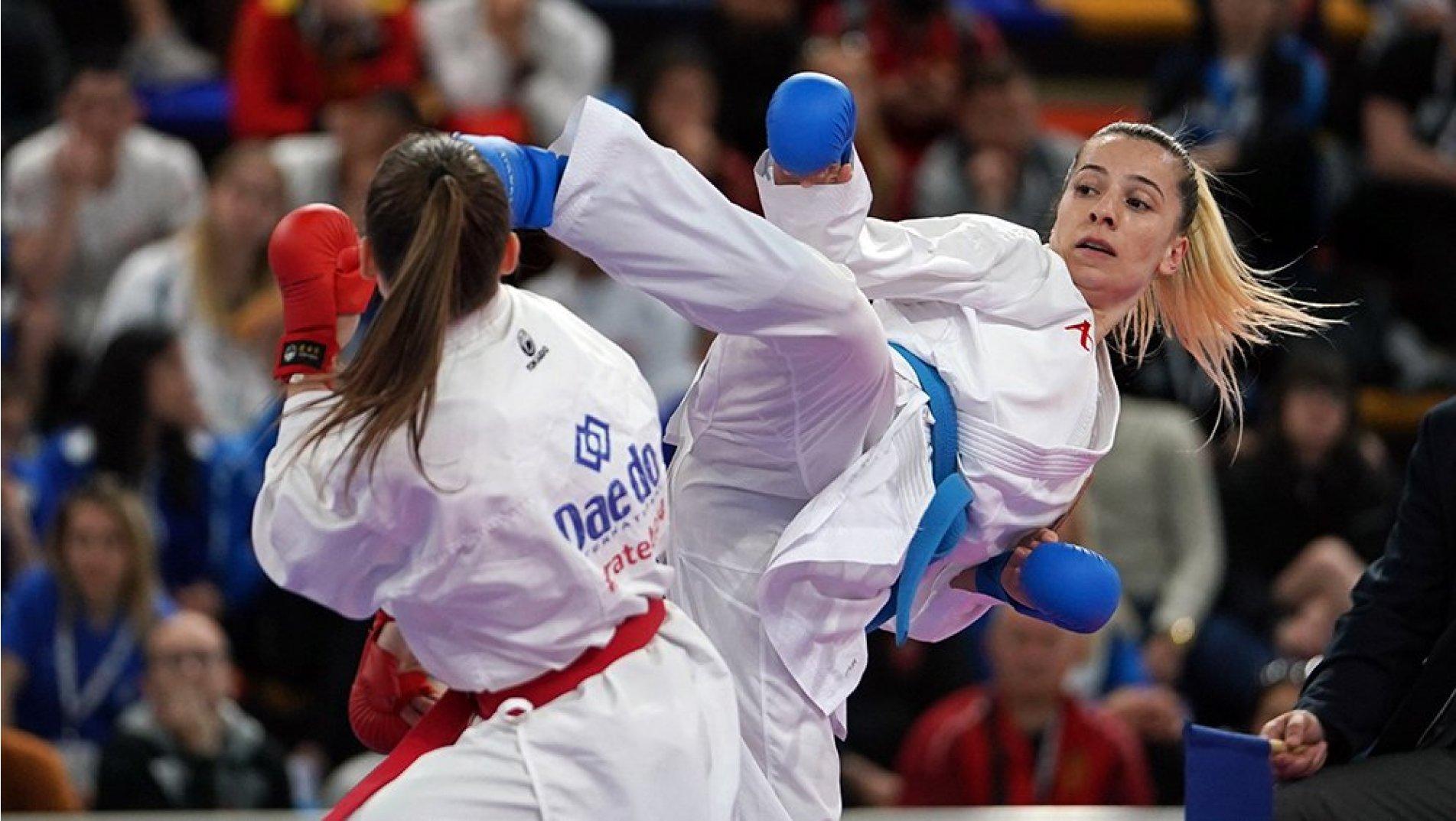 Olympic Karate | KreedOn