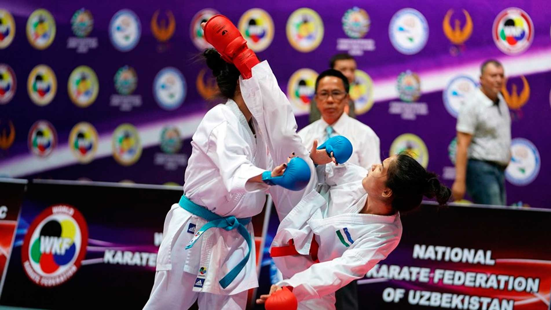 AKF Senior Championships start in Tashkent
