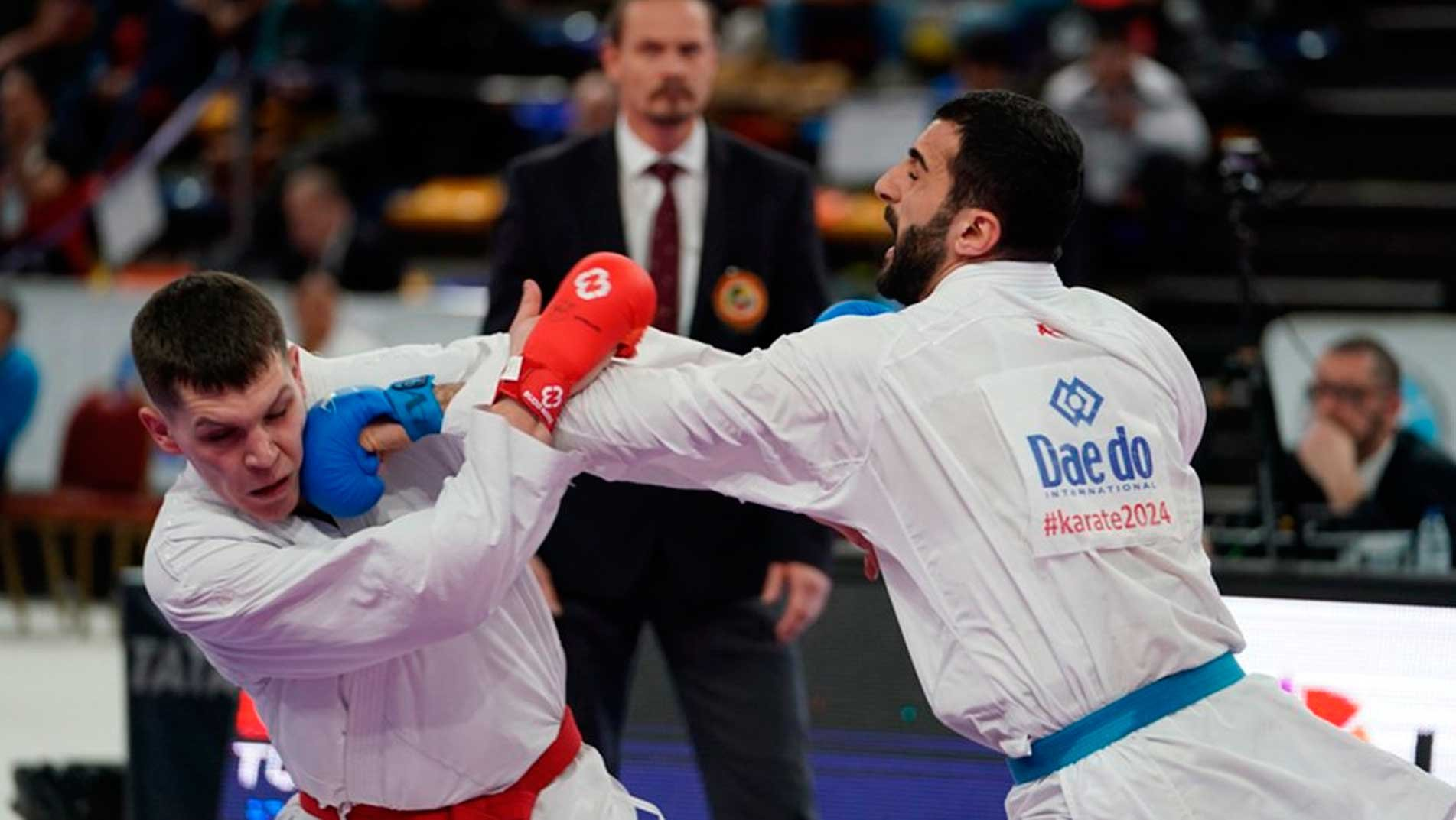 Turkey continue perfect start to 2019 EKF European Karate Championships