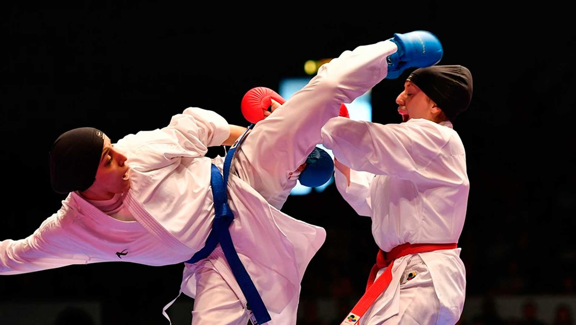 Egypt and Morocco prevail at UFAK Karate Championships