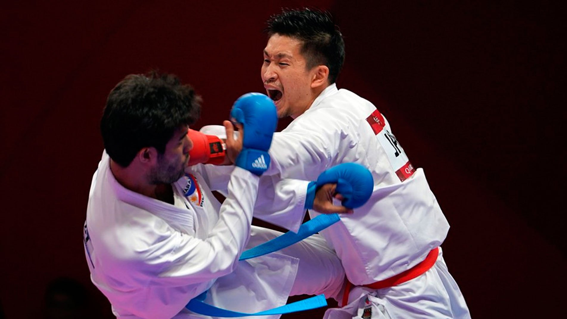 Ryutaro Araga prevails in final day of Karate action at Asian Games