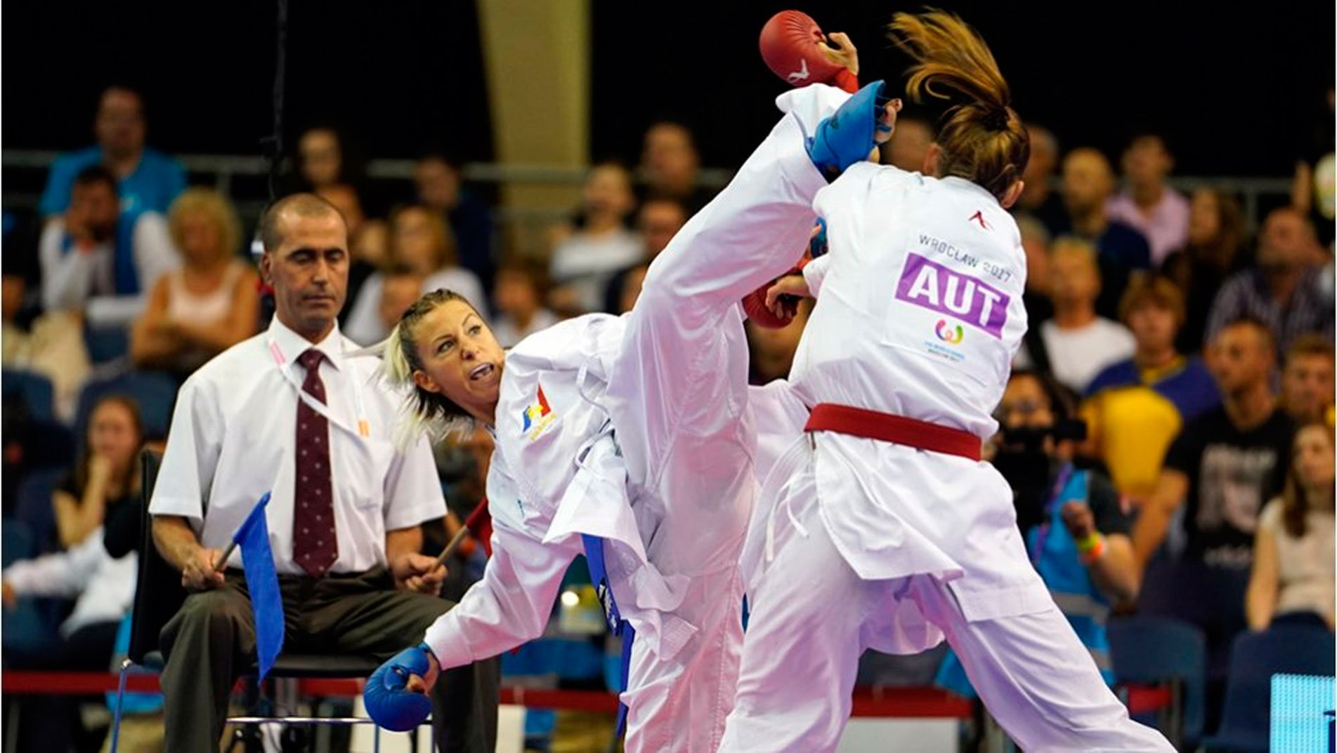 Alexandra Recchia showcases Karate?s success at The World Games