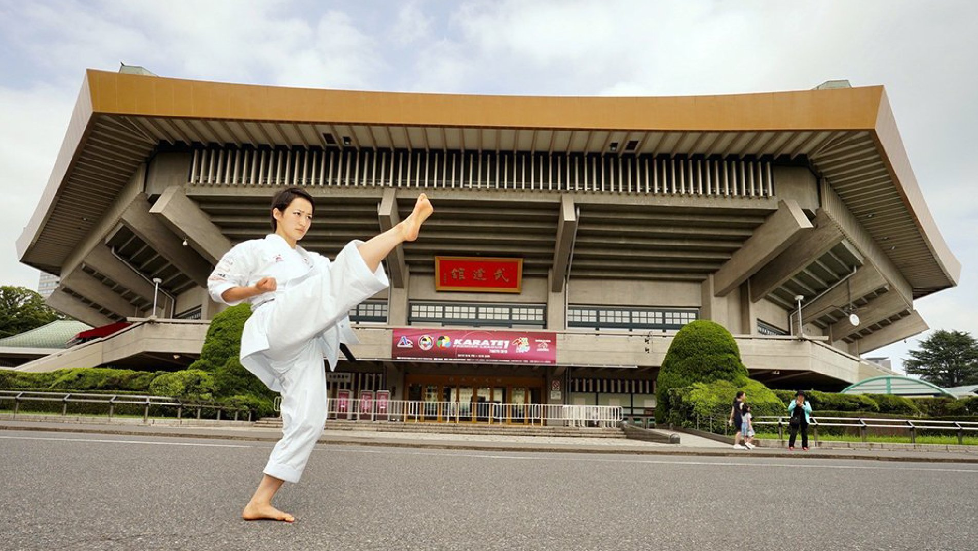#KarateTakesCities: Japanese karatekas ready to live Olympic dream in Tokyo