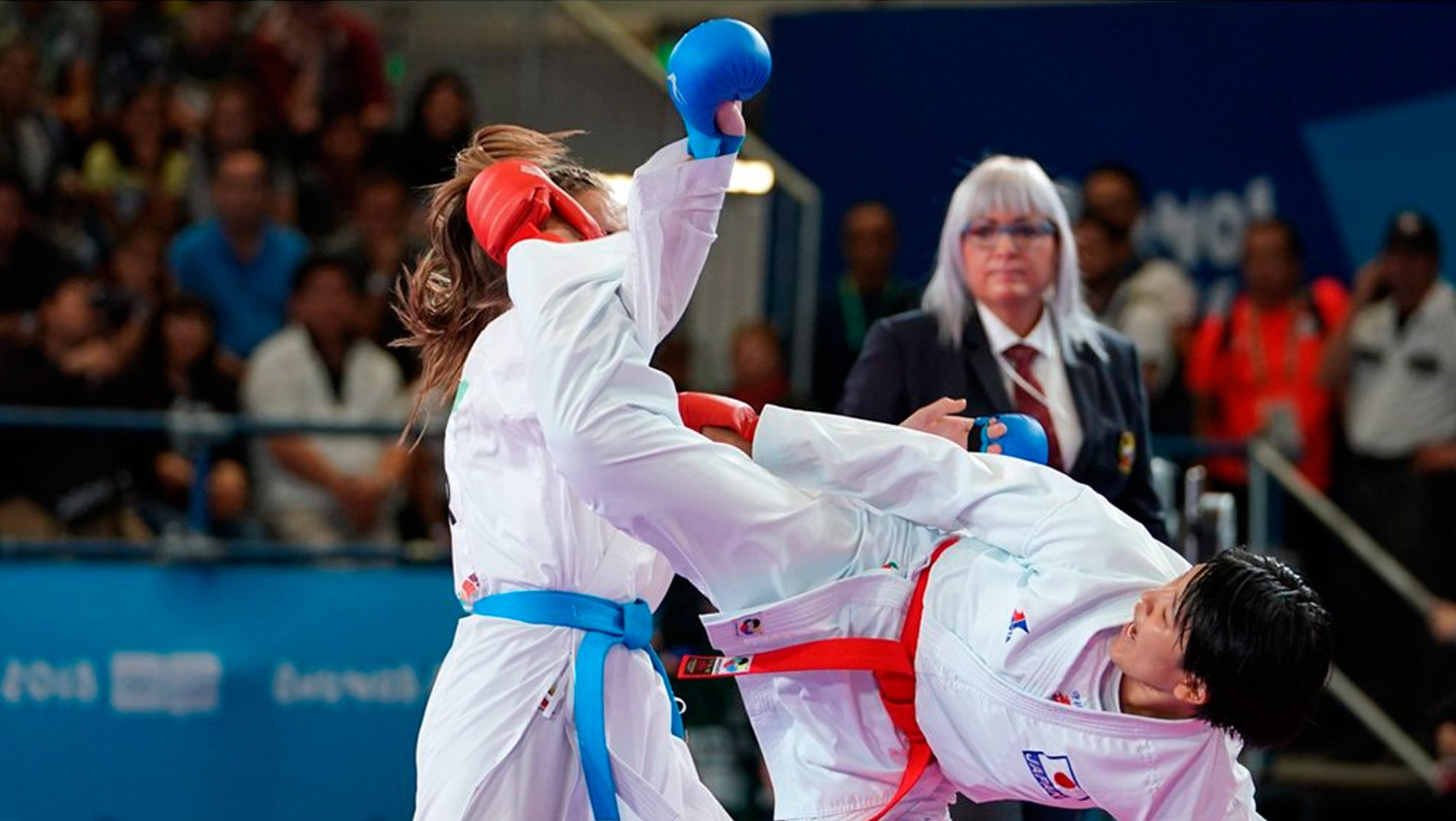 Karate wraps up historic participation at Youth Olympic Games