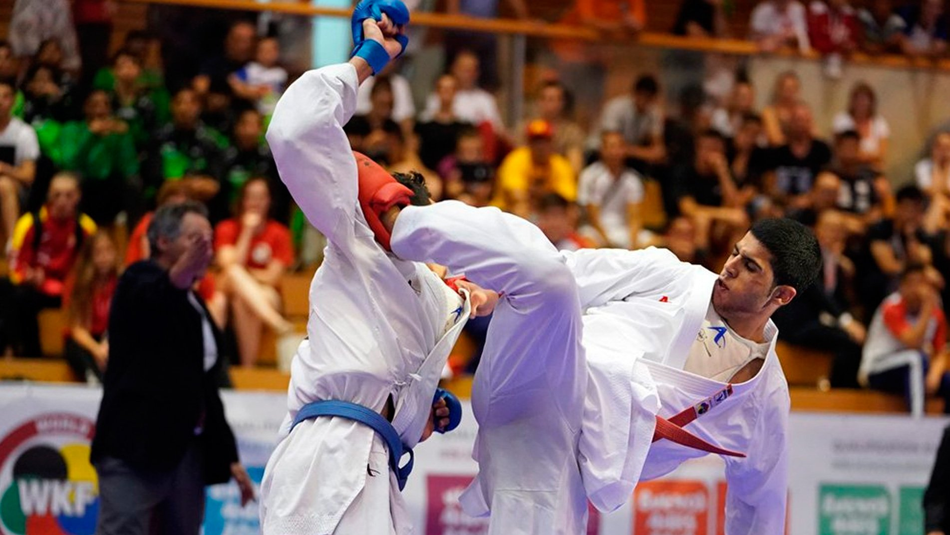 List of Karatekas for Buenos Aires 2018 confirmed