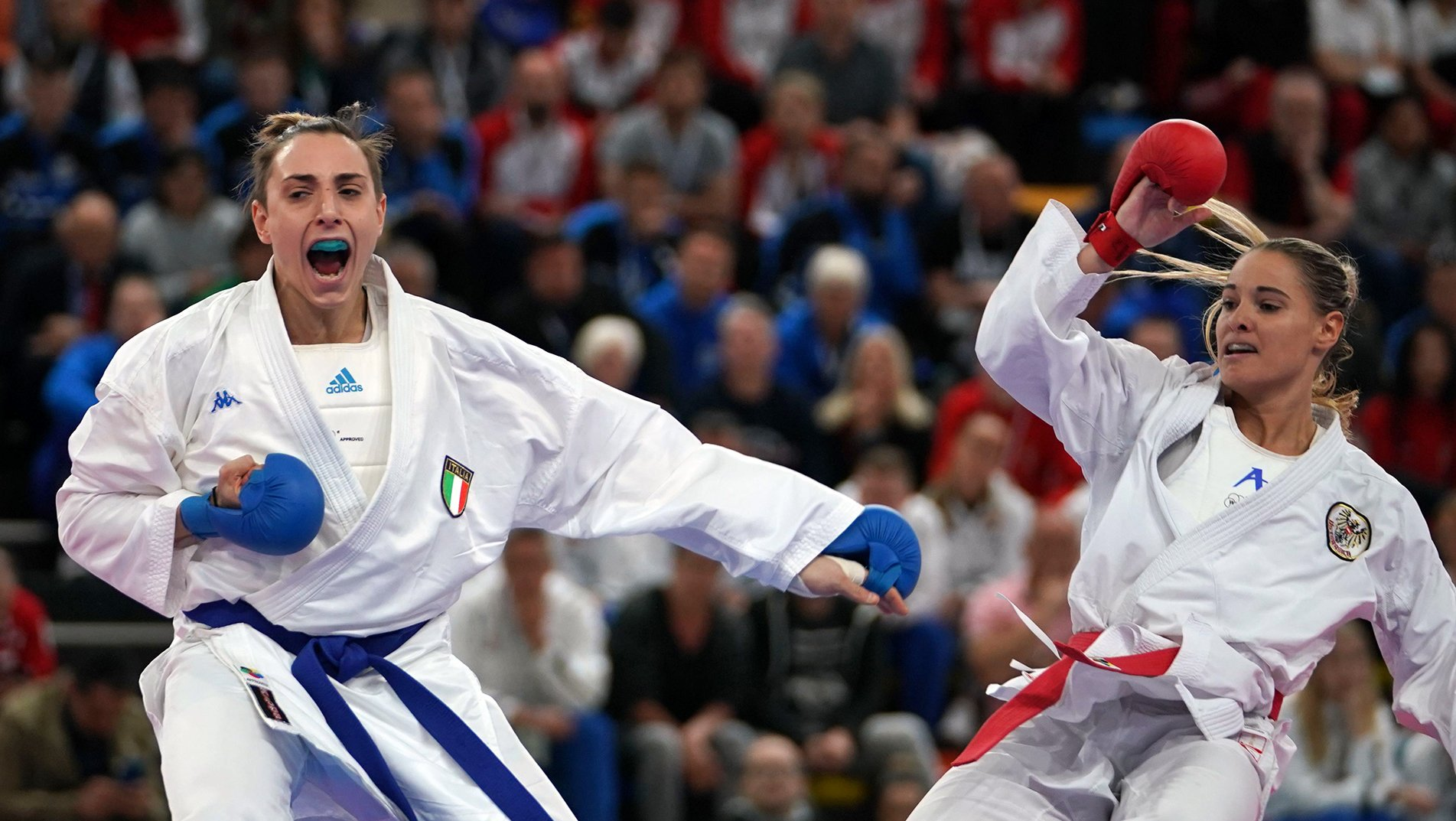 Surprising results in final day of Karate 1-Series A Santiago
