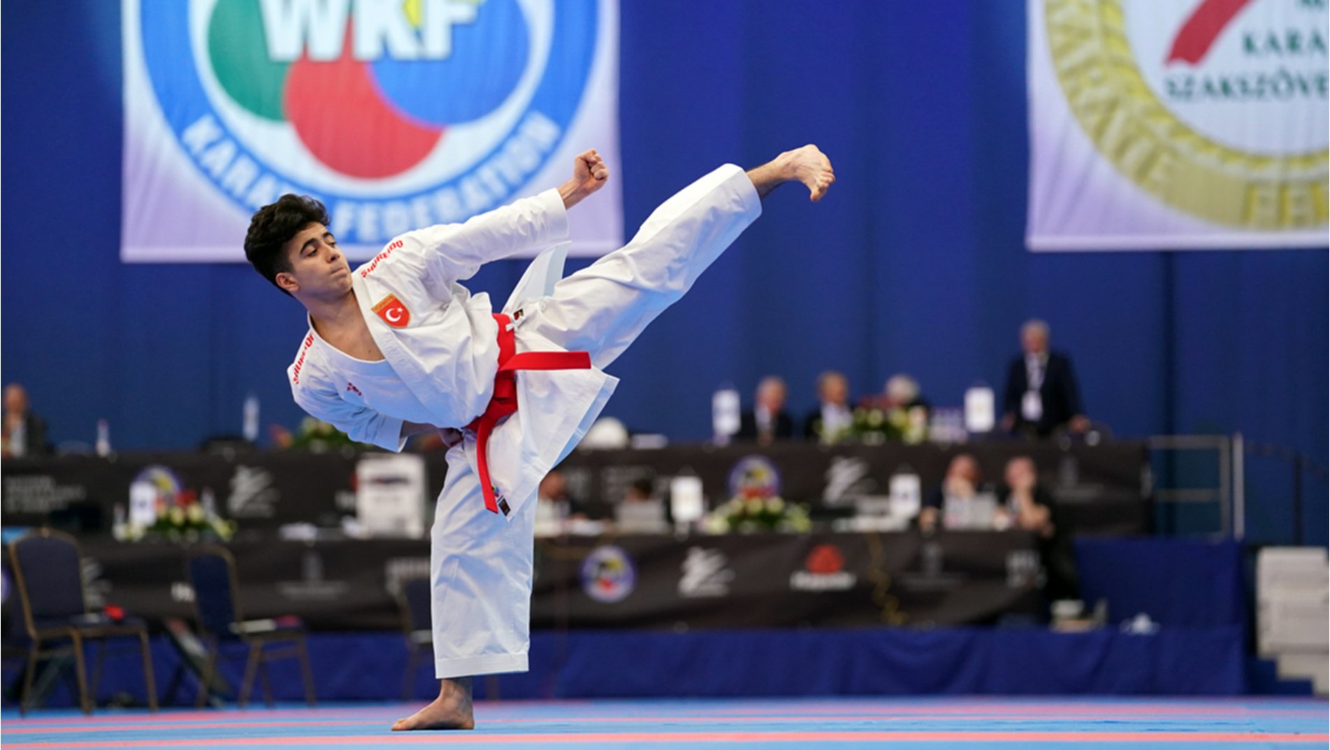 Turkey take lead in EKF Cadet, Junior, U21 Championships