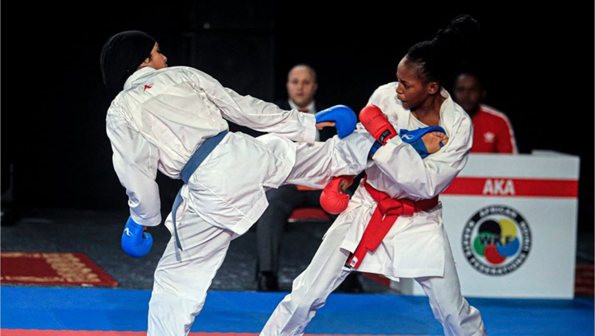 Morocco produce outstanding performance in day 2 of UFAK Senior & Junior Championships