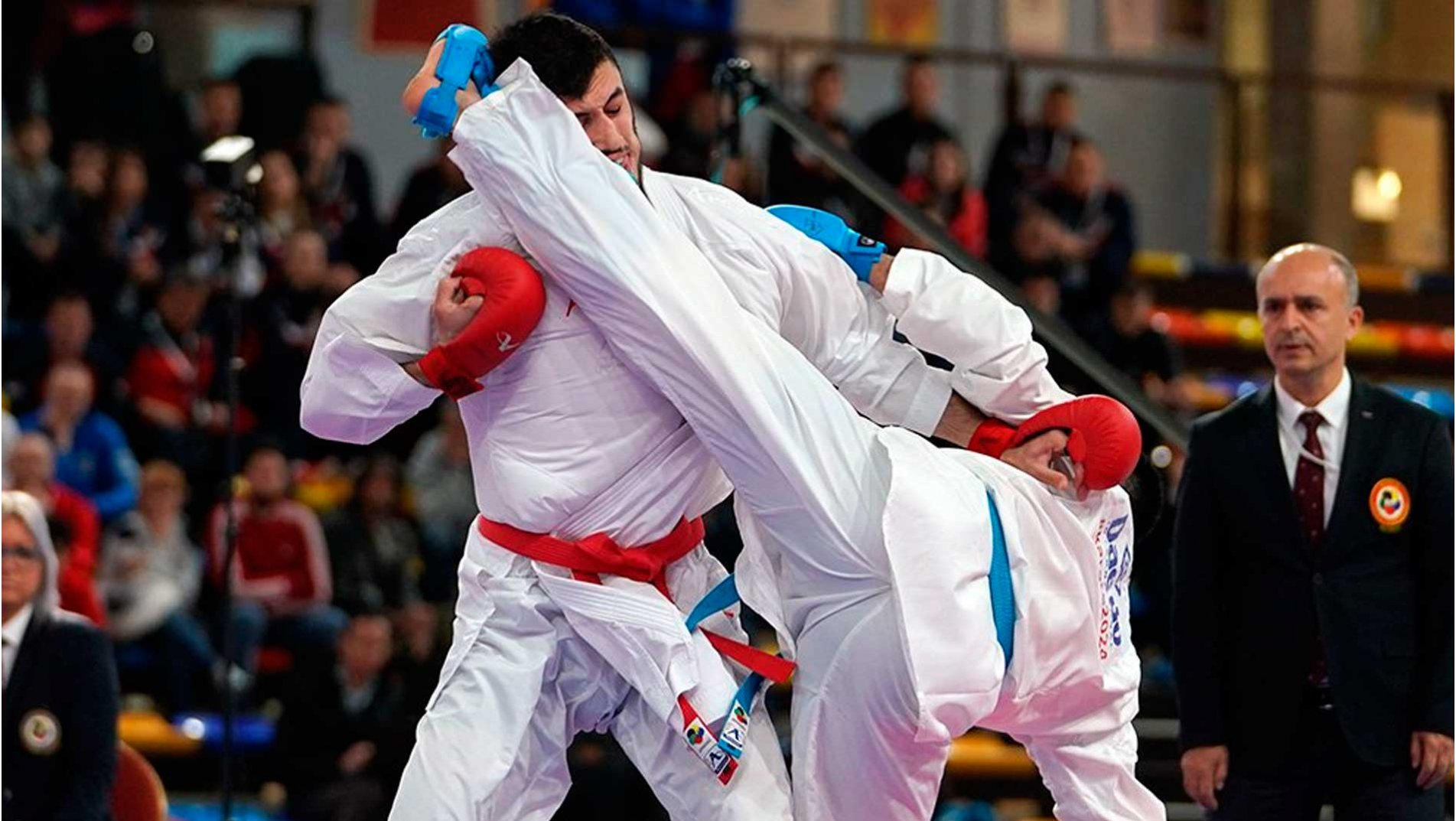 Karatekas continue Olympic quest in Karate 1-Series A Montreal