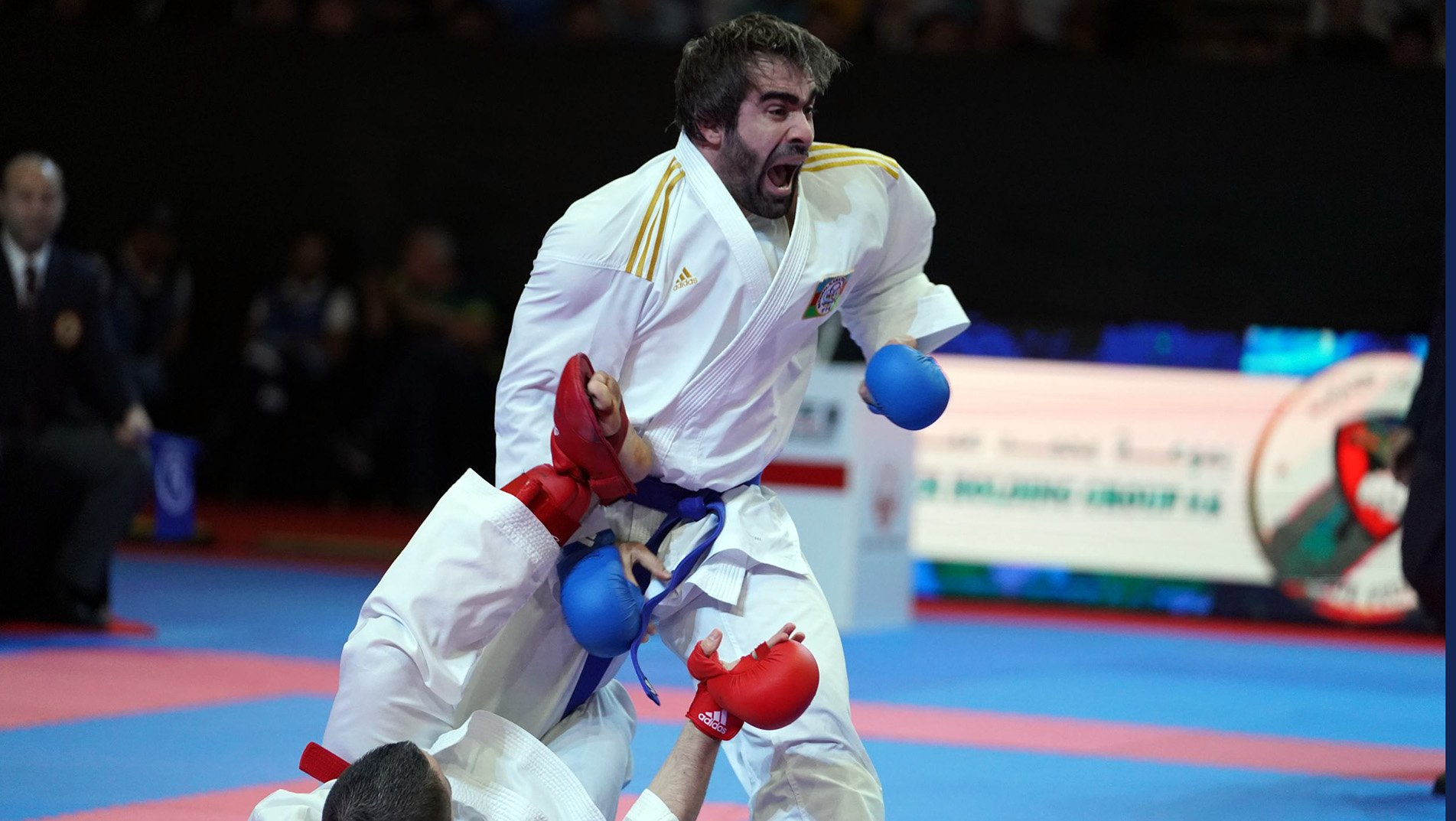 Karate stars ready to fight for glory and Olympic dream at Karate 1-Premier League Dubai