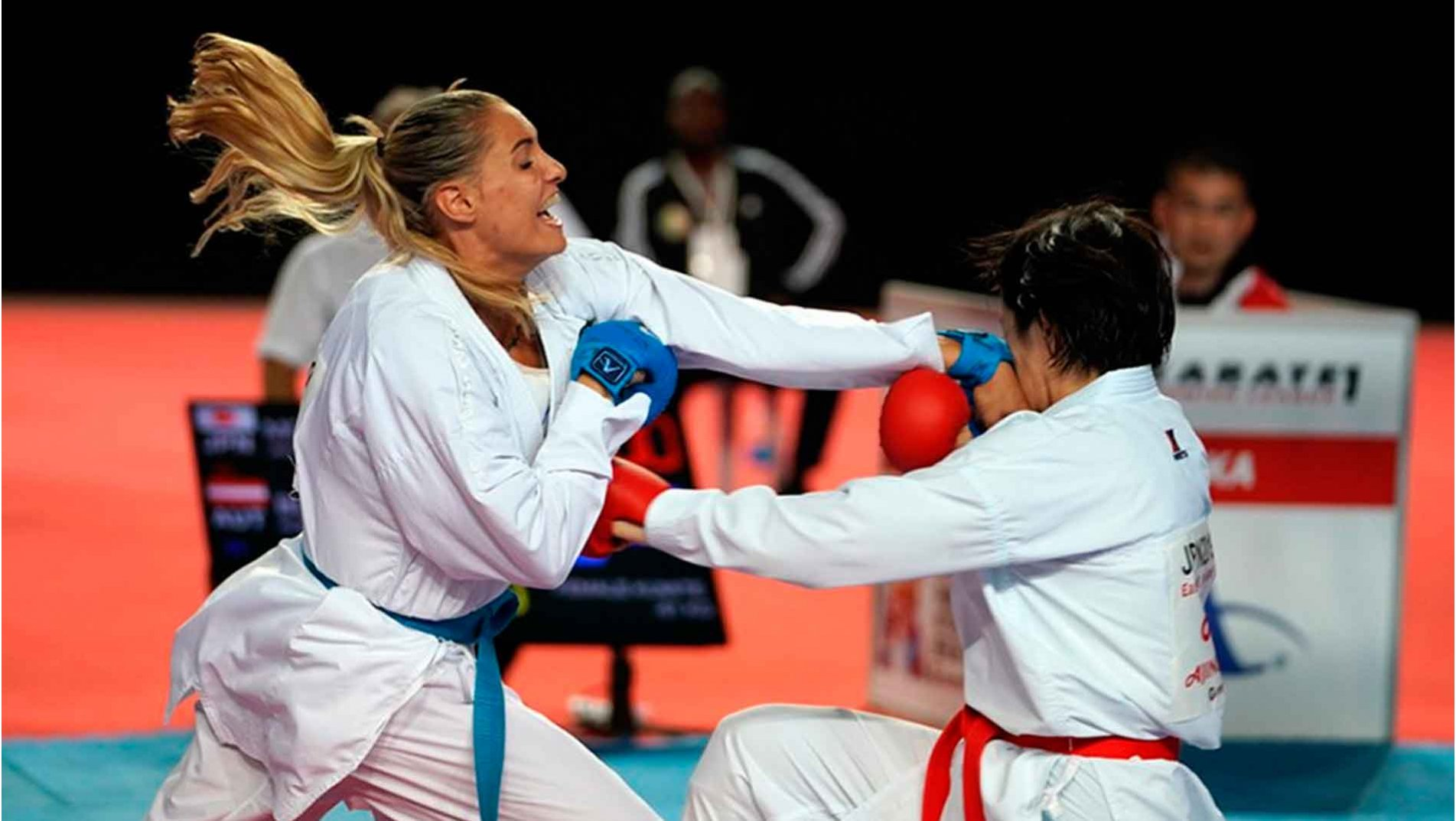 Favourites take spotlight in second day of Karate 1-Premier League Istanbul
