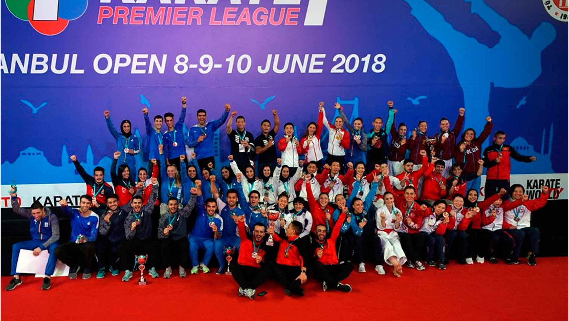 Karate Stars claim stunning wins as Karate 1-Premier League concludes in Istanbul