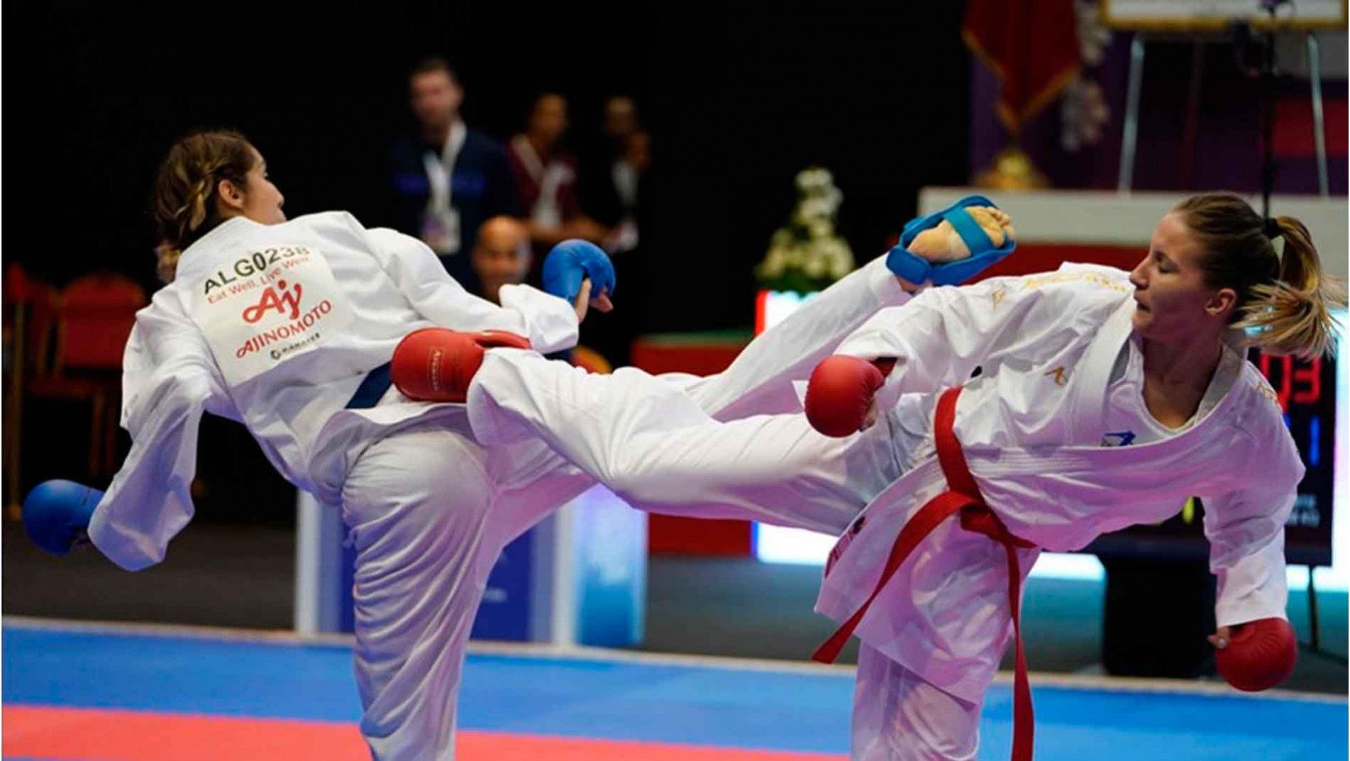 Premier League Rabat 2018   WKF - Karate 1