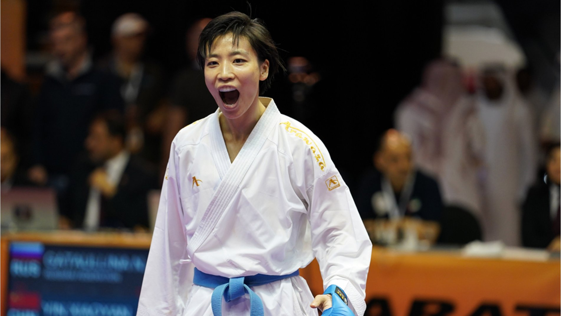 Day of come-backs in Karate 1 Premier League Dubai