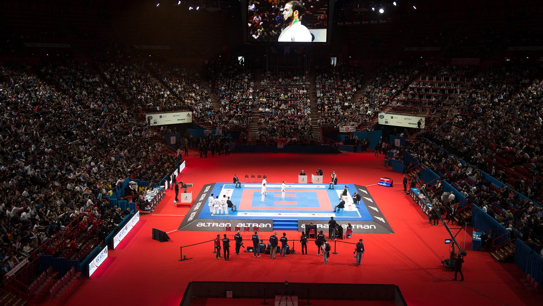 Paris to host Karate 2020 Qualification Tournament in Paris