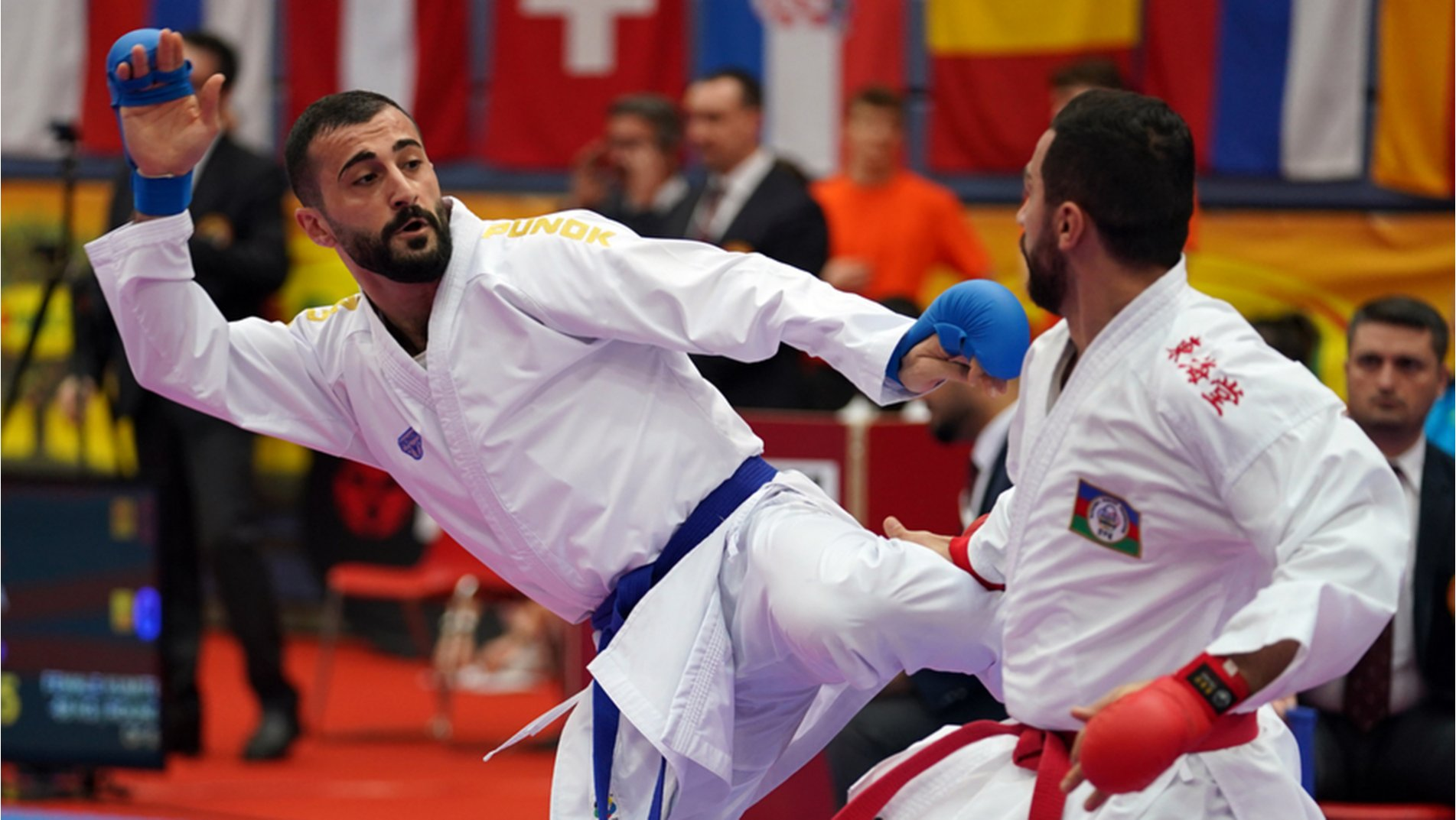 Surprises continue in Karate 1 Premier League Salzburg