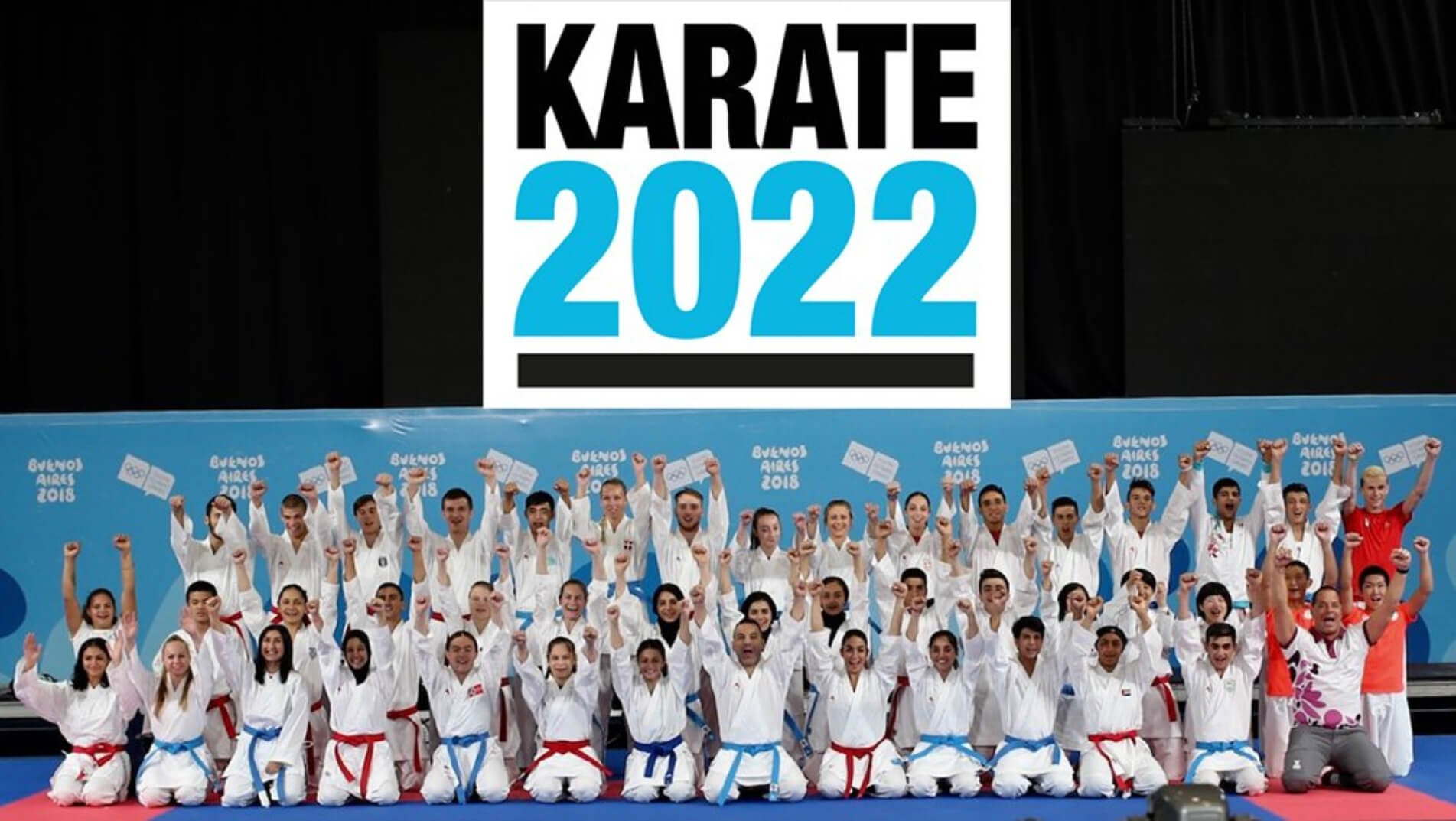 Karate in sports programme of Youth Olympic Games Dakar 2022