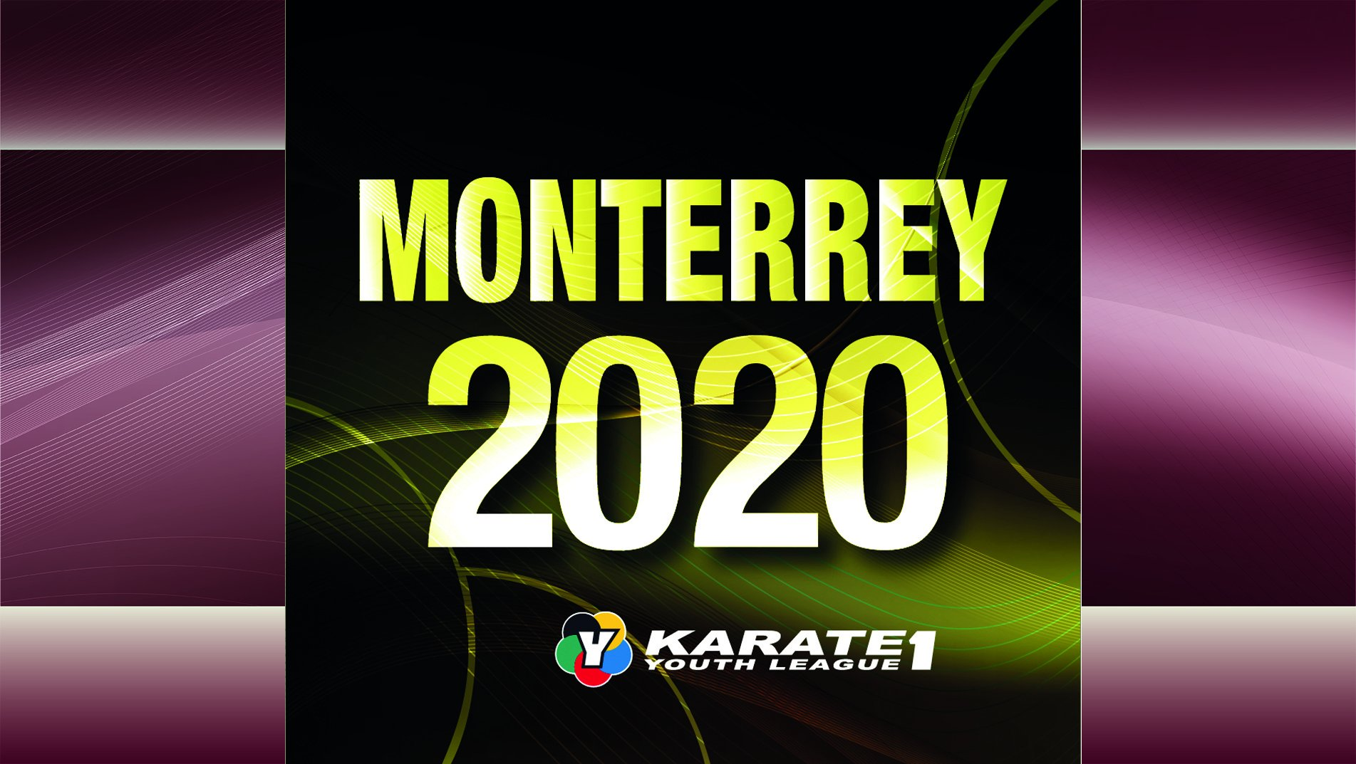 Karate 1- Youth League Monterrey and FISU World University Karate Championships cancelled