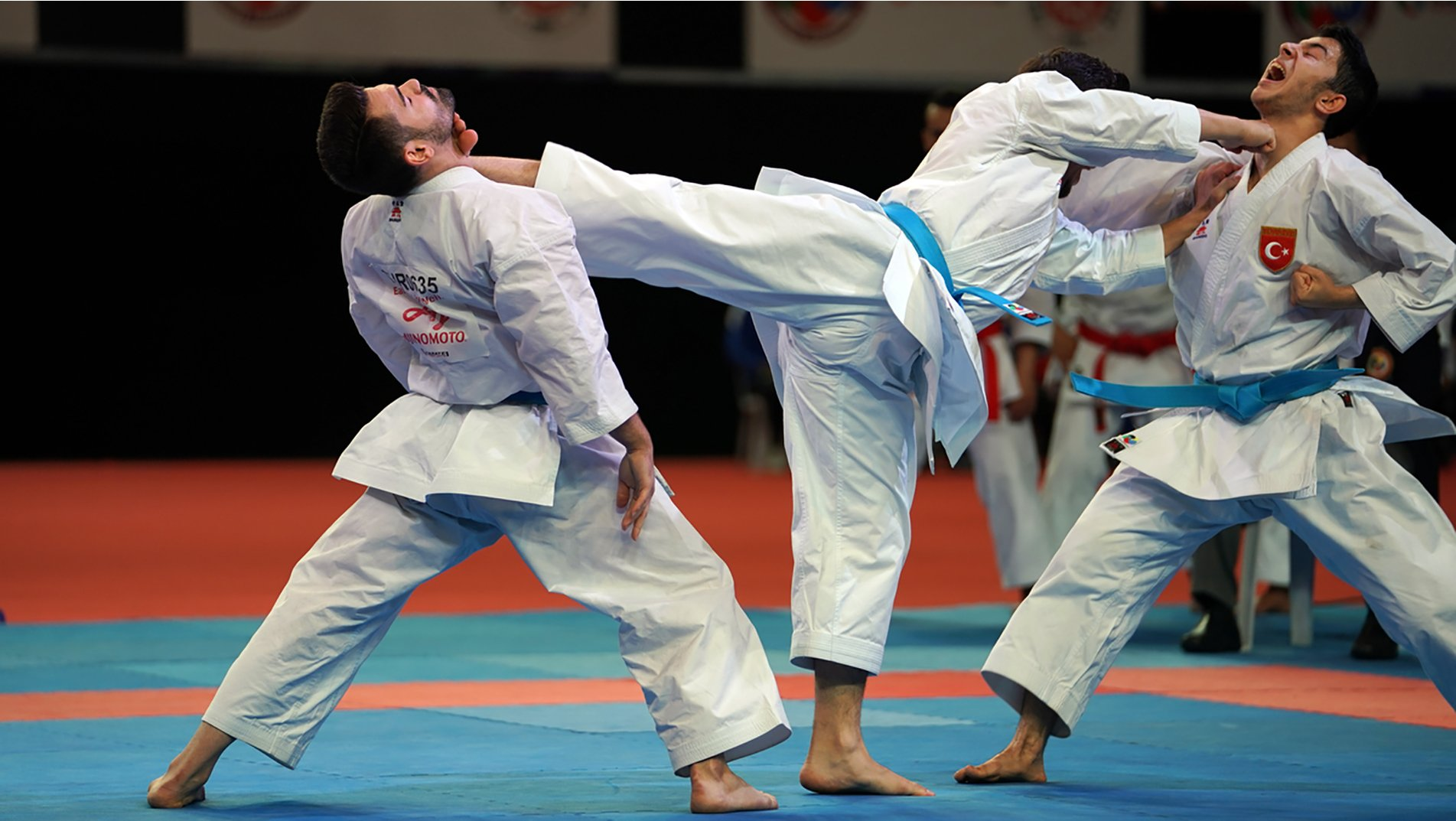 Karate returns to action at Karate 1 Premier League Istanbul