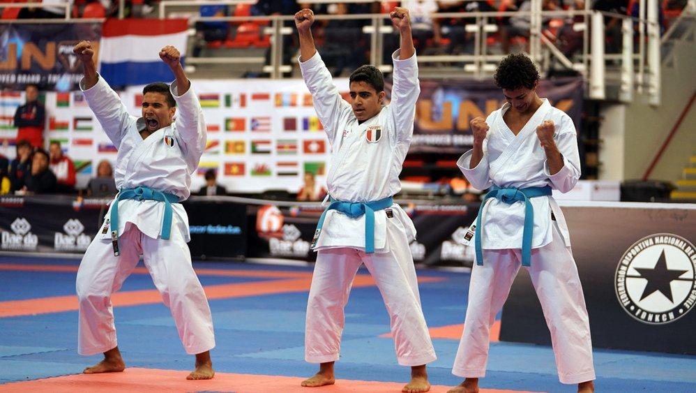 2019 XI WKF Junior, Cadet &U21 Championships, October 23-27