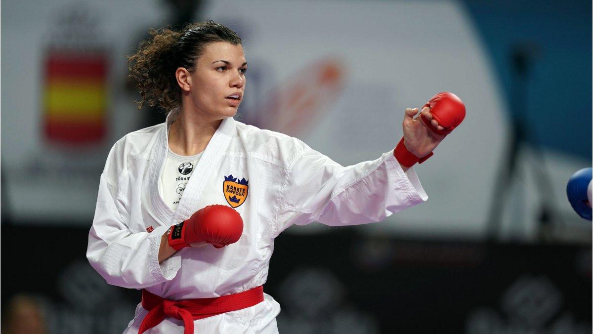 Hana Antunovic: Estamos muy entusiasmados con el próximo Campeonato de Europa en Suecia.