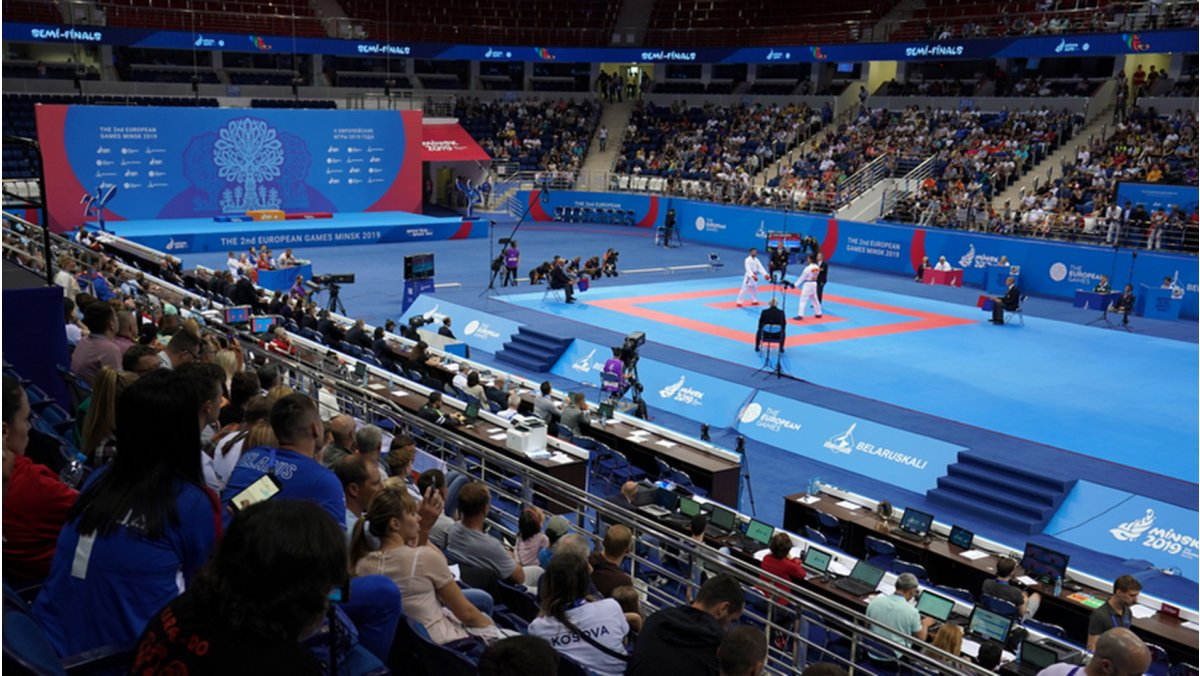 Karate in the 2023 European Games