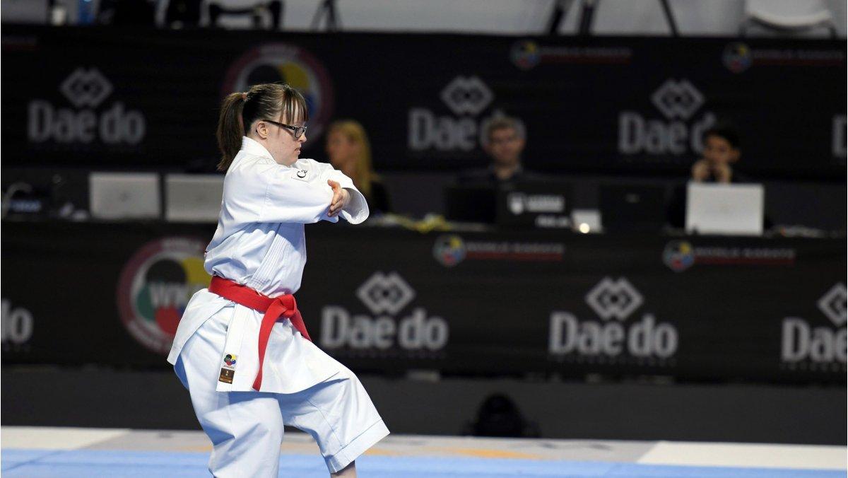 WKF joins Virtus to further develop Para-Karate