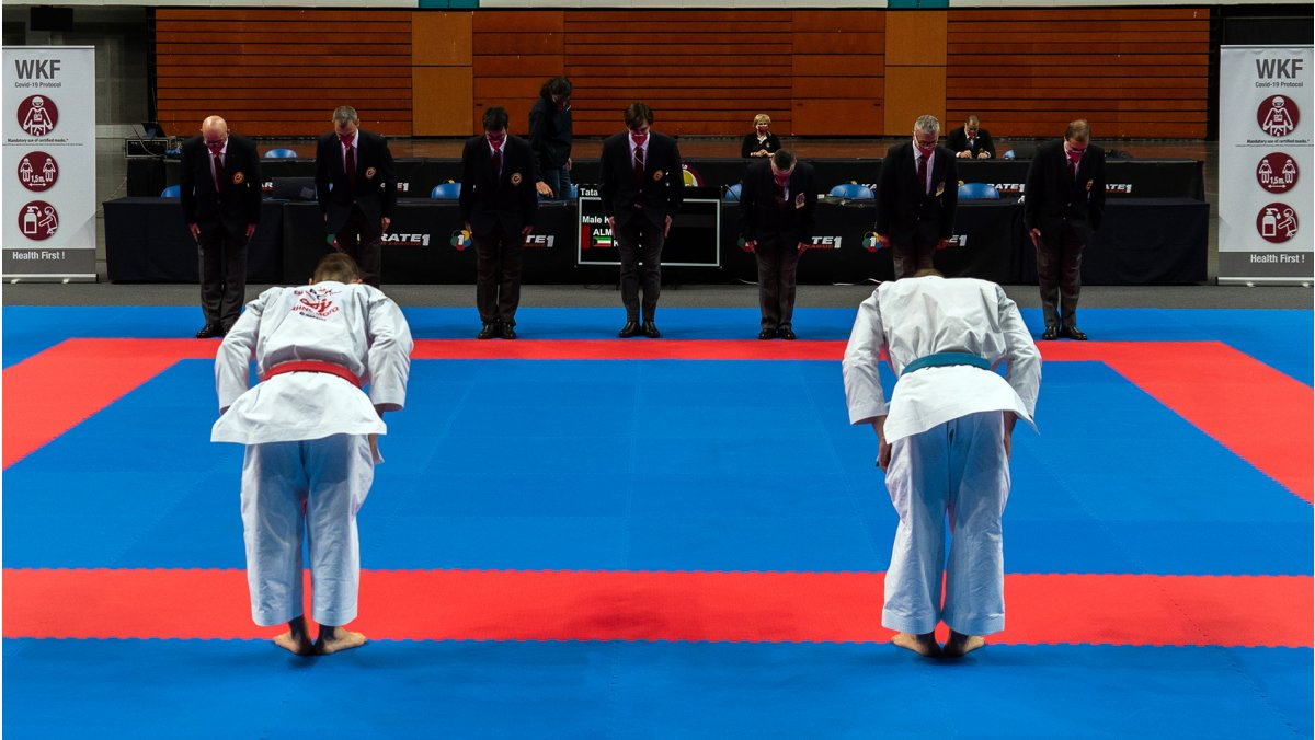 WKF hails success of COVID-19 Test Event in Lisbon