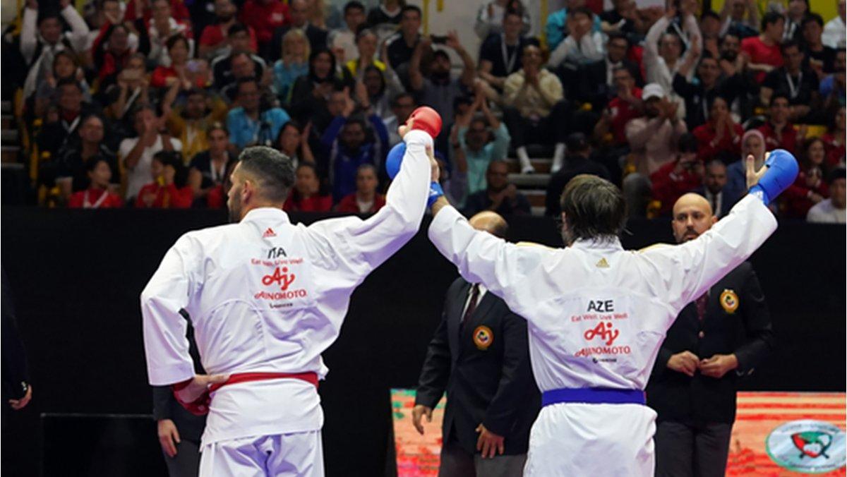 Juegos Olímpicos Competencia de Karate: ¿QUÉ ES KUMITE?