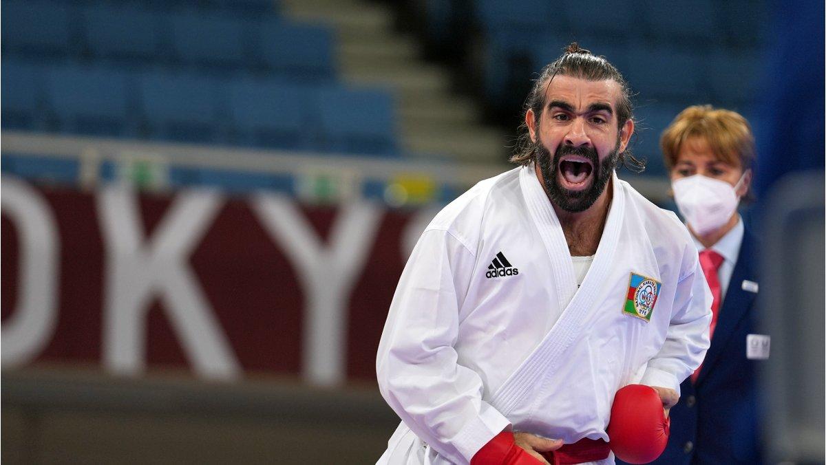 Karate Legend Rafael Aghayev eyes golden sayonara at Tokyo 2020