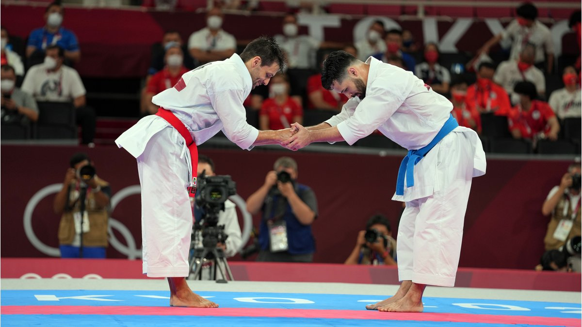 Karate's Olympic debut: Unforgettable from start to finish