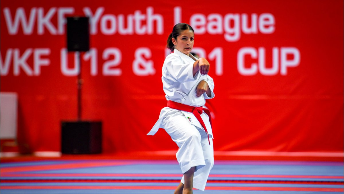 One week to Karate 1 Youth League Istanbul