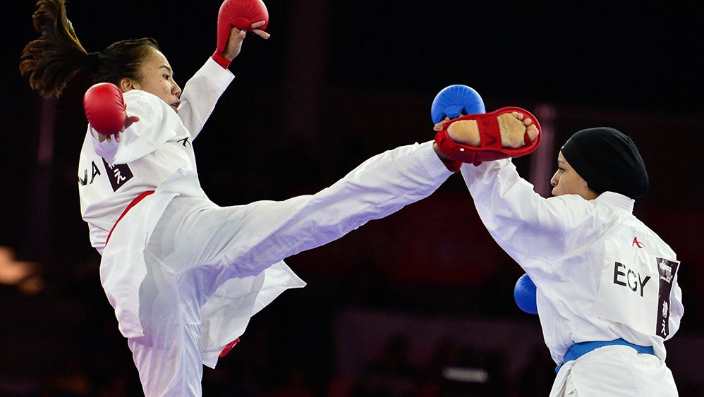 Karate Stars hope to shine at 2018 Asian Games