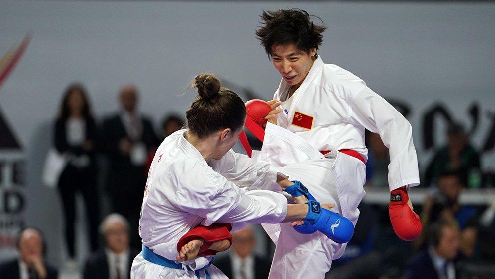 5a20eaa99 Karate stars set to participate in historic Karate 1-Premier League Shanghai