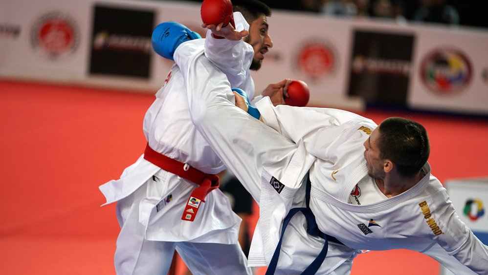 New names dazzle in day 01 of Karate 1-Premier League Istanbul