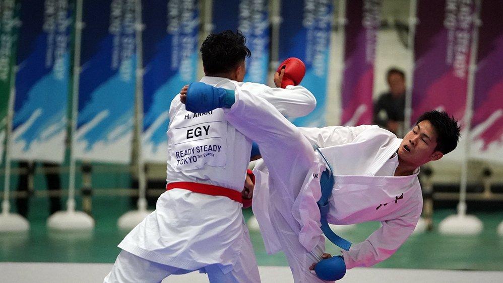 Calendario Max 1997.World Karate Federation