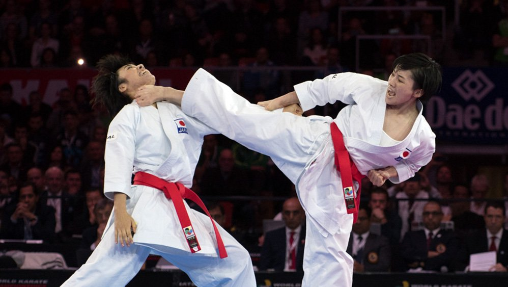 Social Media wrap-up of 2016 Karate World Championships