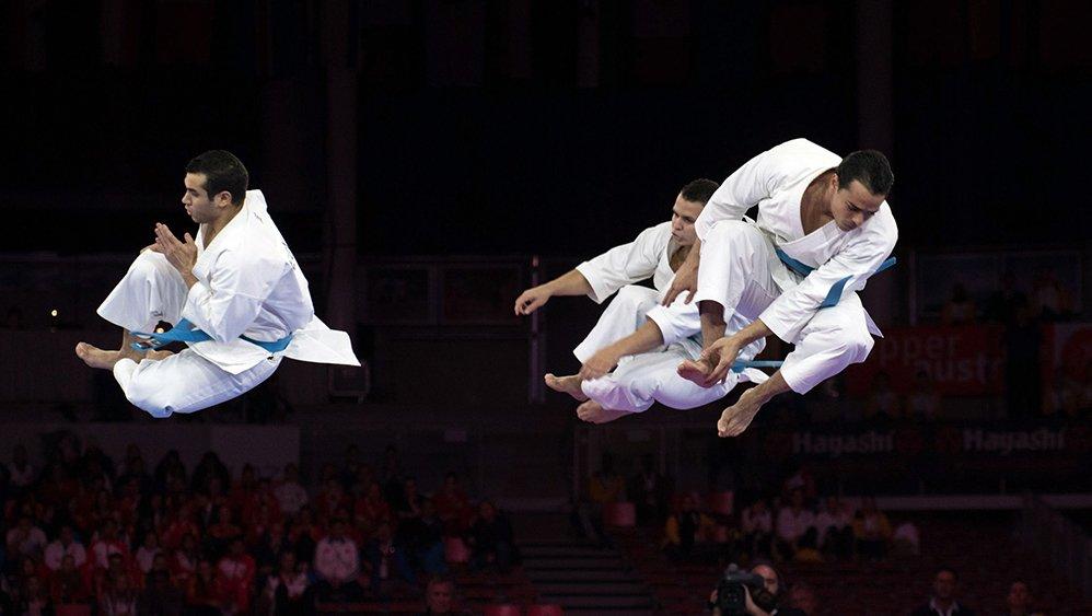 24th World Senior Championships  Madrid, Spain  6-11