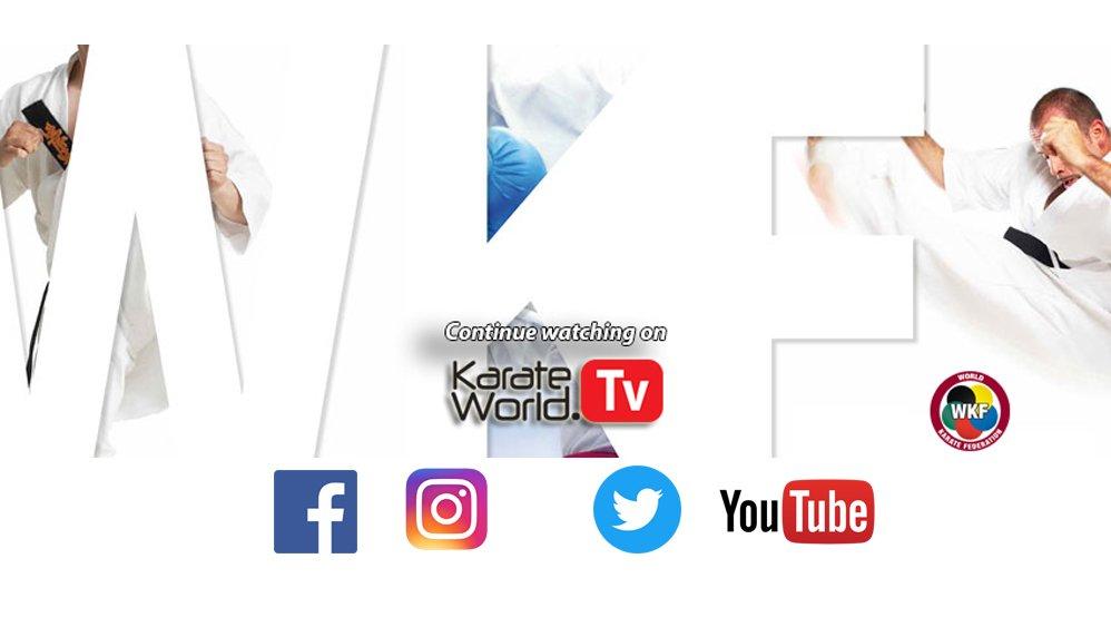 NEWS CENTER - MAIN | WORLD KARATE FEDERATION